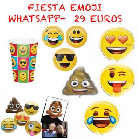 lote fiesta emoji whatsapp