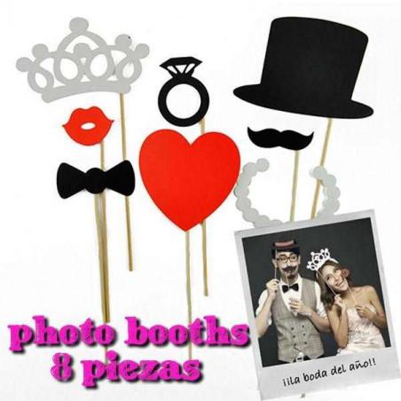 Photo booth boda