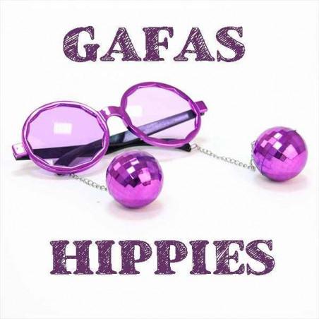 Gafas bolas discoteca