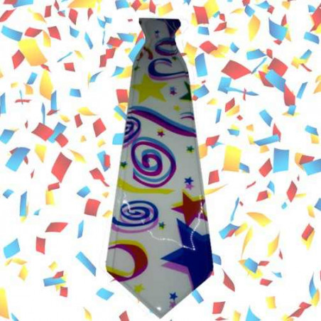 corbatas fantasía photocall