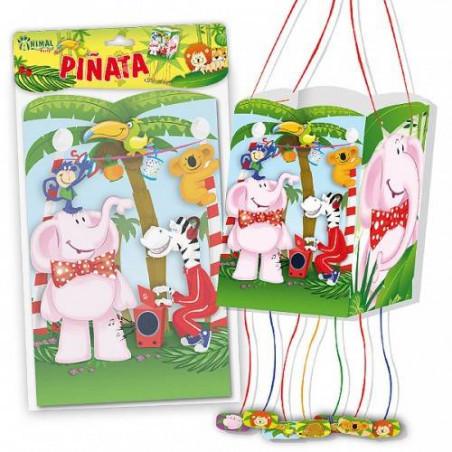 piñata cumpleaños infantil