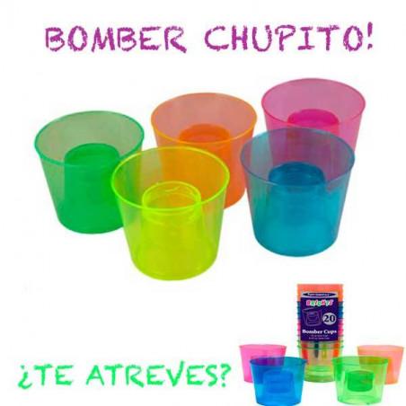 chupitos Bomber