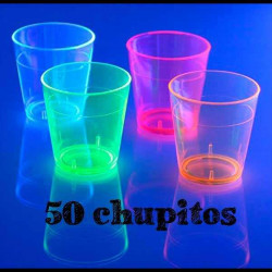 Vasos luminosos discotecas