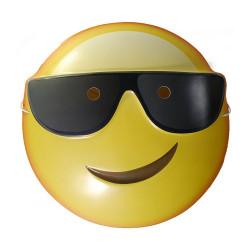 Careta emoji gafas sol whatsapp