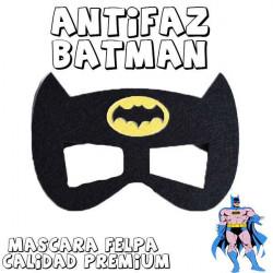 Máscara superheroe spyderman