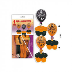 Kit globos halloween