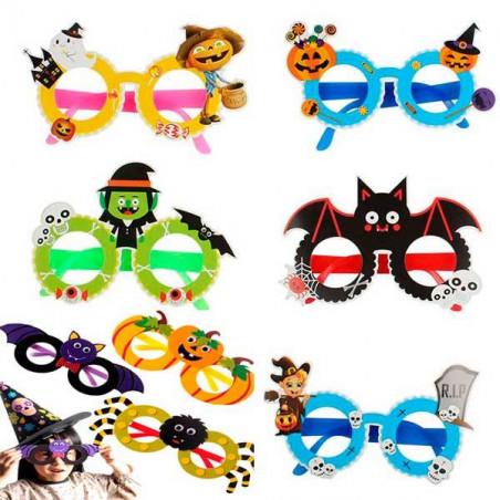 Gafas halloween surtidas