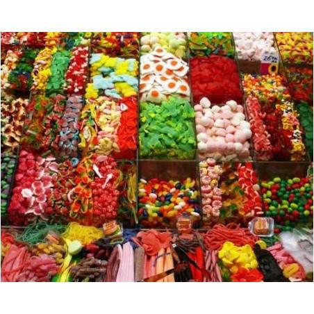 carrito Candybar