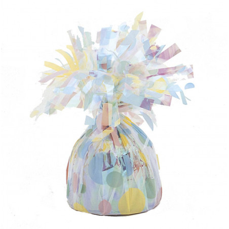 Pesos o contrapesos globos helio
