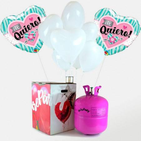 Globos San Valentin Te Quiero Blanco