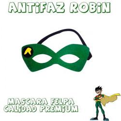 Máscara superheroe Robin