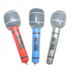 Microfono hinchable 50cm