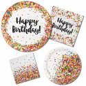 16 servilletas cumpleaños