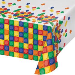 mantel plástico fiesta LEGO