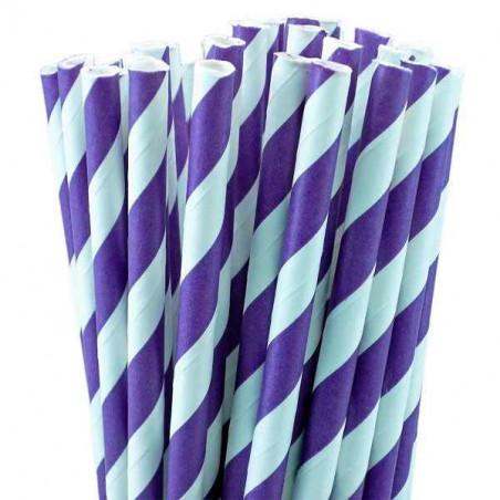 paquete pajitas papel baratas
