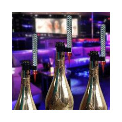 Clip unitario bengala botella