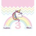 photocall de tu fiesta unicornio