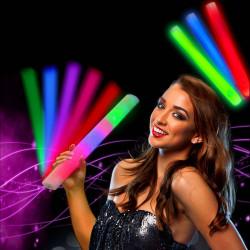 Palos espuma LED eventos