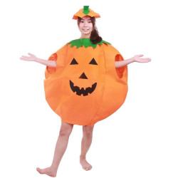 Disfraz Halloween calabaza para adultos