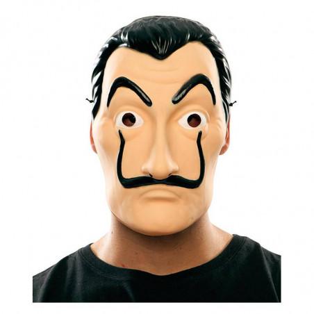 Máscara Dali Casa de papel