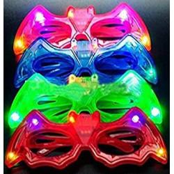 Gafas luminosas led mariposas