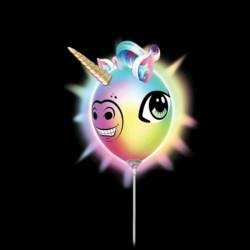Globo luminoso unicornio