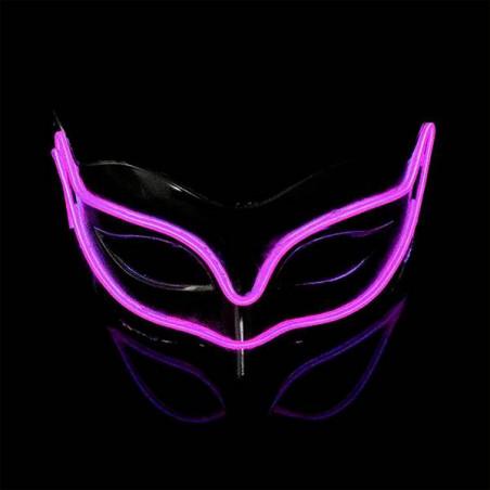 antifaz veneciano hilo neon