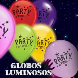 Globos luminosos PARTY