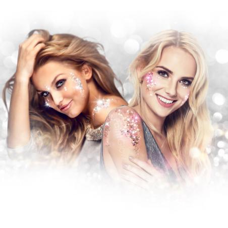 Purpurina cosmética de maquillaje glitter