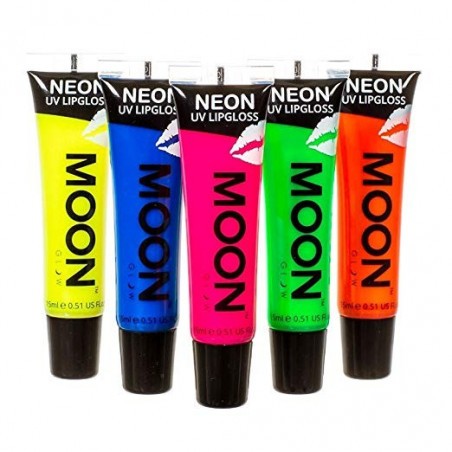 Pintalabios neon UV