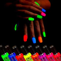 Esmalte uñas Neon UV