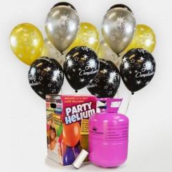globos cumpleaños elegantes