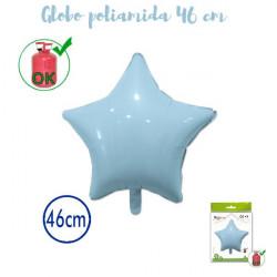 globo estrella poliamida