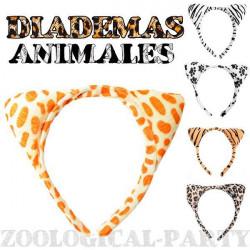 DIADEMAS ANIMALES ZOOLOGICAL