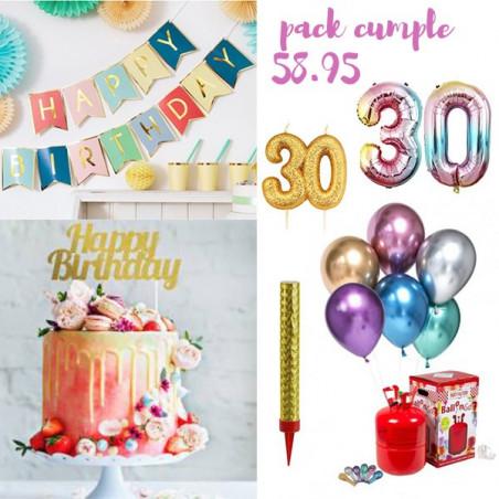 pack cumpleaños premium