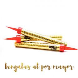 Bengalas dorados 60 segundos