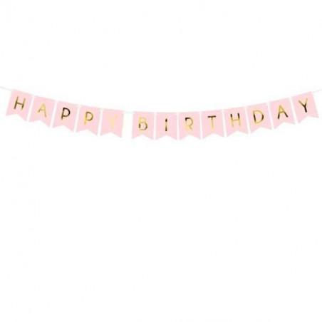 Guirnalda Feliz cumpleaños