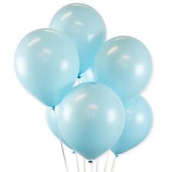 50 Globos azul Baby