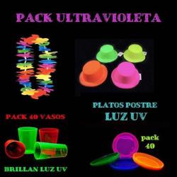 PACK PRODUCTOS ULTRAVIOLETA