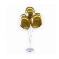 Soporte Centro de Mesa con globos 6 piezas 75cm