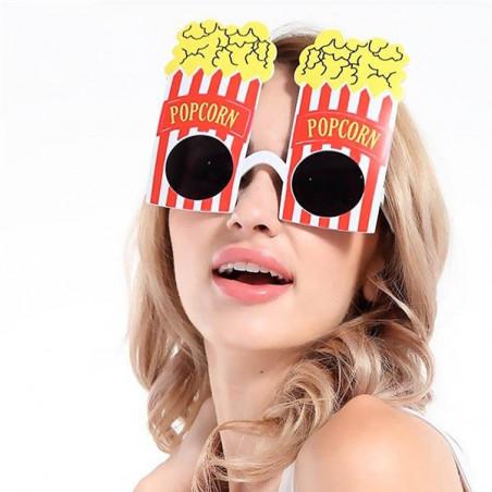 Gafas Popcorn de fiesta