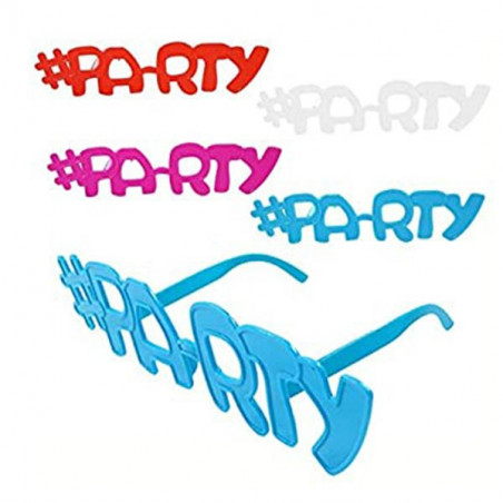 Gafas party gigantes