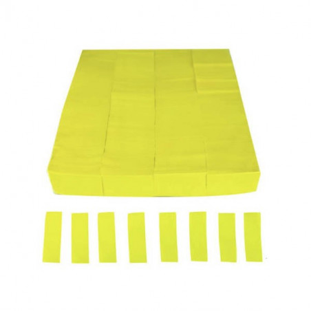 Confeti fluorescente papel de seda 1kg