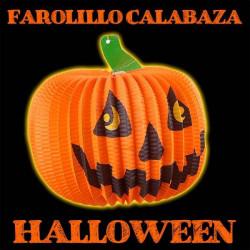 Farolillo calabaza Halloween
