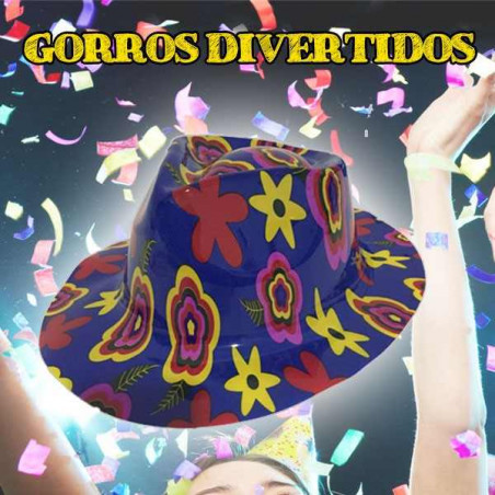 Sombreros photocall Hippie