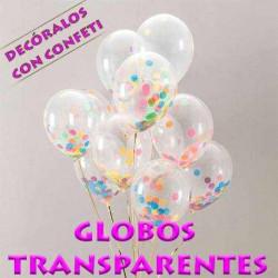 globos confeti