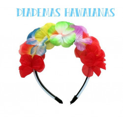 Diademas hawaianas