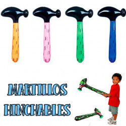 martillo inflable
