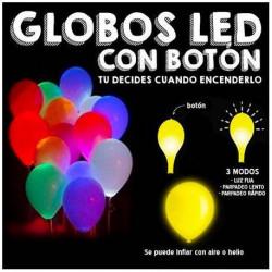 Globos luminosos led