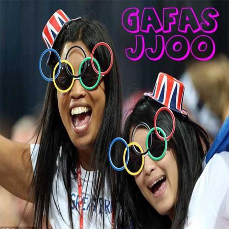 Gafas photocall JJOO